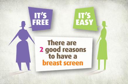 Breastscreen Bus