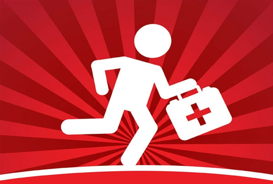 Accredited First Aid Training