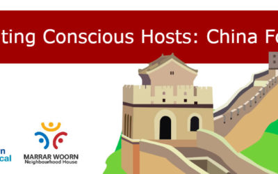 Creating Conscious Hosts: China Focus