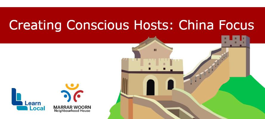 Creating Conscious Hosts: China Focus