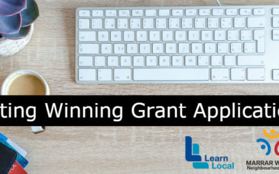 Writing Winning Grant Applications
